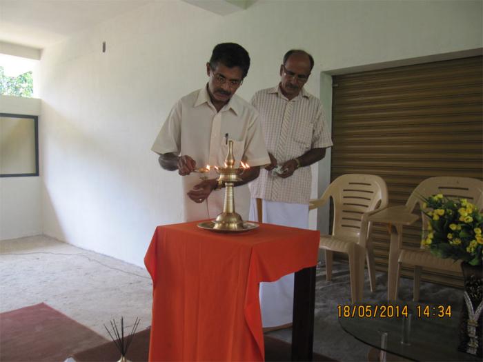 Sri Gopinathan Nair SADWA secretary